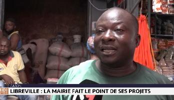 Libreville: la mairie fait le point sur ses projets