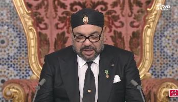 الملك محمد السادس : المسيرة الخضراء كانت ولا تزال أحسن تعبير عن التلاحم القوي بين العرش والشعب