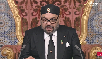 الملك محمد السادس يدعو لربط مراكش وأكادير بخط السكة الحديدية في انتظار توسيعه إلى باقي الجهات الجنوبية