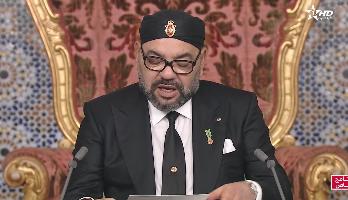 الملك محمد السادس : نتحمل جميعا أمانة الحفاظ على الوحدة الوطنية والترابية