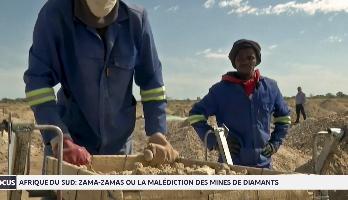 Focus-Afrique du Sud : Zama-Zamas ou la malédiction des mines de diamants