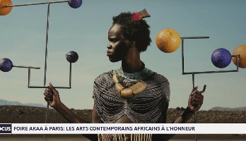 Foire AKAA à Paris: les arts contemporains africains à l'honneur