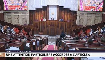PLF 2020: une attention particulière a été accordée à l'article 9