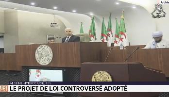 Algérie: la loi controversée sur les hydrocarbures a été adoptée