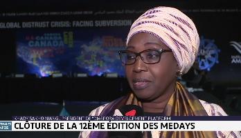Medays: débat sur le rôle de la diaspora dans le développement du continent africain