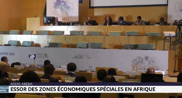 Addis-Abeba : Le Maroc préside la Convention annuelle des zones économiques africaines