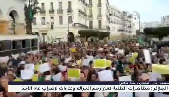 تحليل .. رفض شعبي متواصل للانتخابات الرئاسية في الجزائر