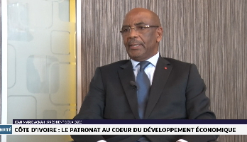 Jean Marie Ackah, président de la CGECI : nous devons continuer à travailler sur l'amélioration du climat des affaires