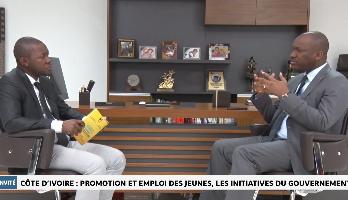 Mamadou Touré, Ministre de la promotion, de la jeunesse et de l'emploi des jeunes : près de 2 millions d'emplois ont été générés entre 2012 et 2016