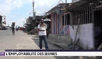 Côte d'Ivoire: la jeunesse du pays lutte conte le chômage