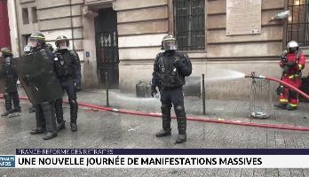 Réformes des retraites en France: nouvelle journée de manifestations en vue