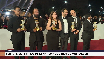 Clôture du Festival International du Film de Marrakech