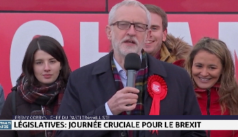Législatives en Grande Bretagne : journée cruciale pour le Brexit