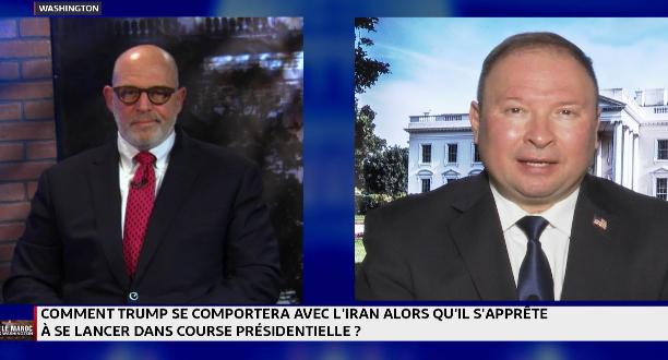 JD Gordone analyse la situation actuelle de l'Iran