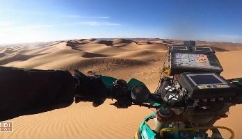 Africa Eco Race: troisième étape marocaine