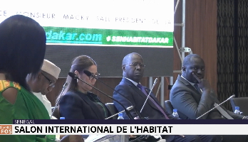 Sénégal: clap de fin du 3ème Salon international de l'habitat