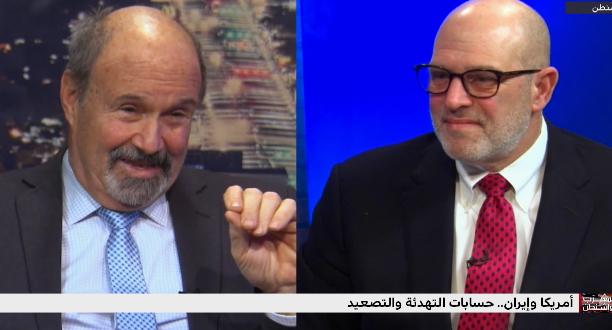 بولوك: العراقيون يفضلون أن تكون علاقات معقولة مع طهران وواشنطن  في آن واحد