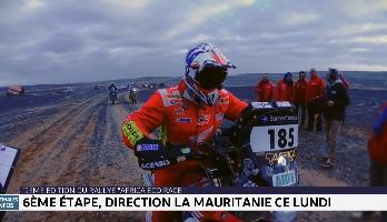 Africa Eco Race : 6ème étape, direction la Mauritanie ce lundi