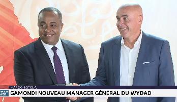 Gamondi, nouveau manager général du Wydad