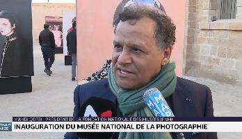Inauguration du Musée national de la photographie