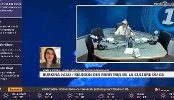 Burkina Faso : réunion des ministres de la culture du G5