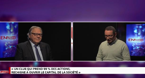 Lino Bacco : le football est un sport important pour notre jeunesse