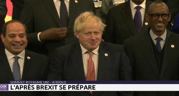 Sommet Afrique-Royaume Uni: l'après brexit se prépare