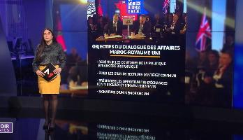 Londres: lancement du dialogue des affaires Maroc-Royaume-Uni