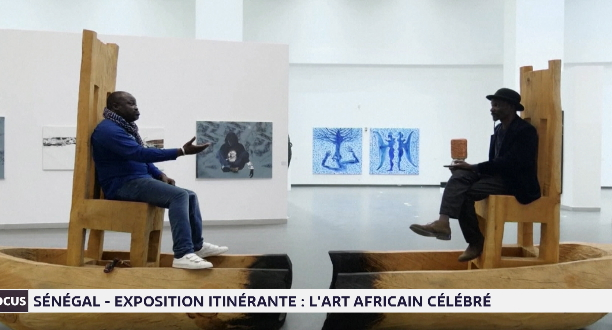 Sénégal-exposition itinérante: l'art africain célébré