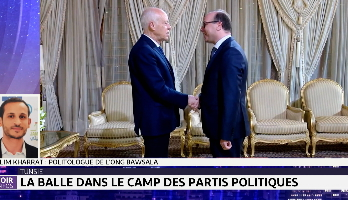 Tunisie: la balle dans le camp des partis politiques