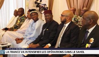 La France va intensifier les opérations dans le Sahel