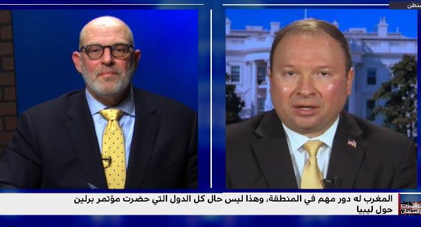 متحدث سابق باسم البنتاغون: عدم إشراك المغرب في مؤتمر برلين حول ليبيا كان خطأ كبيرا