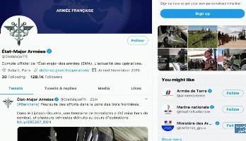 """الجيش الفرنسي يعلن """"تحييد"""" 30 مسلحا في مالي"""