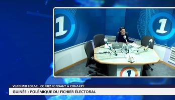 Guinée : polémique autour du fichier électoral
