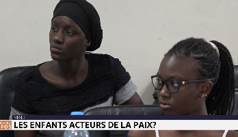 Mali: les enfants acteurs de la paix?