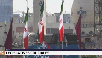 Iran: législatives cruciales