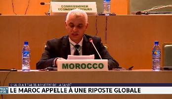 Réunion d'urgence de l'UA sur le Coronavirus: le Maroc appelle à une riposte globale