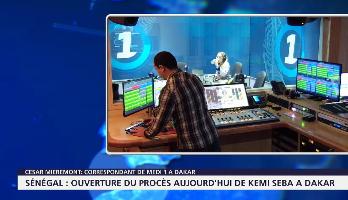 Sénégal: ouverture du procès de Kemi Seba