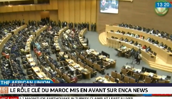 Afrique du Sud: le rôle clé du Maroc mis en avant sur ENCA news
