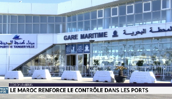 Coronavirus : le Maroc renforce le contrôle dans les ports