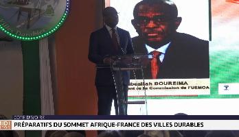 Côte d'Ivoire : préparatifs du Sommet Afrique France des villes durables