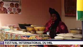 Niamey accueille la 2ème édition du Festival international du mil