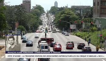 """Côte d'Ivoire : 3ème édition des rencontres interculturelles du cirque """"RICA"""""""