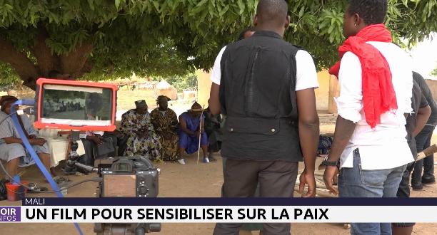 Mali: un film pour sensibiliser sur la paix