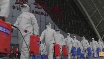 """الصين تصدر خبرتها في احتواء فيروس """"كوفيد 19"""""""