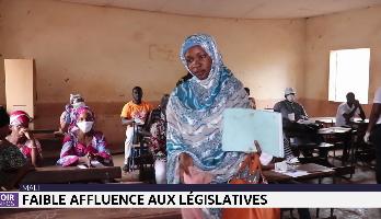 Mali: faible affluence aux législatives ce dimanche