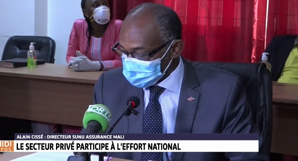 Coronavirus au Mali: le secteur privé participe à l'effort national