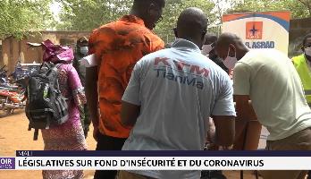 Mali:législatives sur fond d'insécurité et de coronavirus