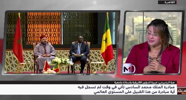 خبيرة في الشؤون الإفريقية : مبادرة الملك محمد السادس تجاه إفريقيا غير مسبوقة