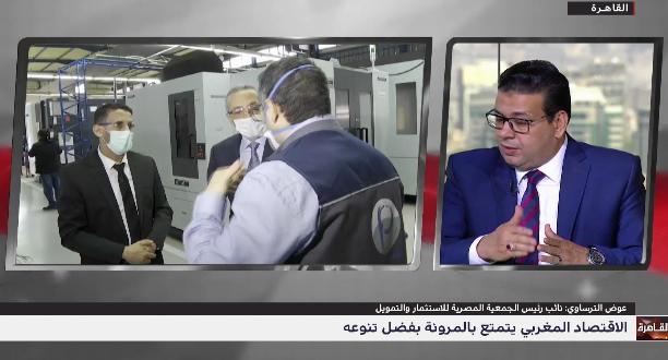 عوض الترساوي: المغرب يتوفر على كوادر بشرية تؤهله لولوج الصناعات الطبية